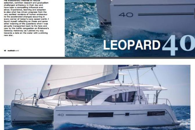 Leopard 40 Review