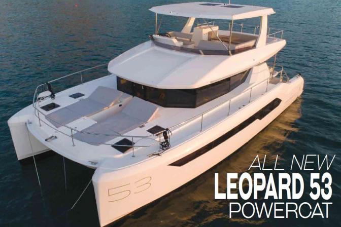 Leopard 53 Powercat review